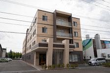 イリーゼ東札幌(サービス付き高齢者向け住宅)の写真