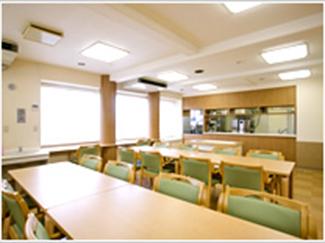 食堂 ドーミー琴似Levi(サービス付き高齢者向け住宅(サ高住))の画像