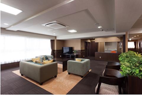 ネクサスコート豊平(住宅型有料老人ホーム)の写真