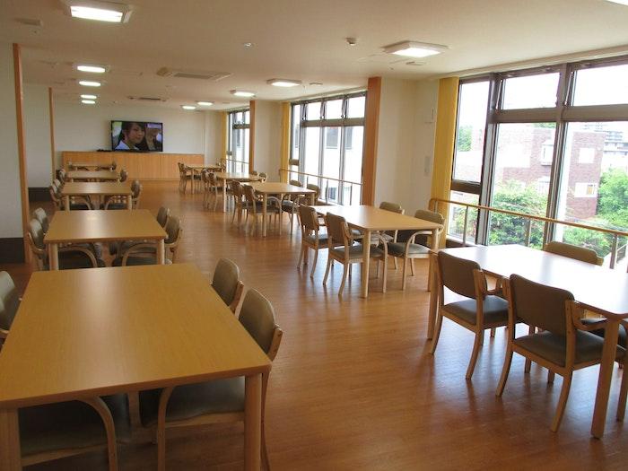 1階 ラウンジ イオル美園(サービス付き高齢者向け住宅(サ高住))の画像