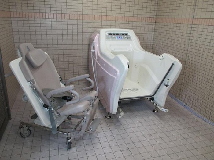 理美容室・訪問歯科室 イオル美園(サービス付き高齢者向け住宅(サ高住))の画像