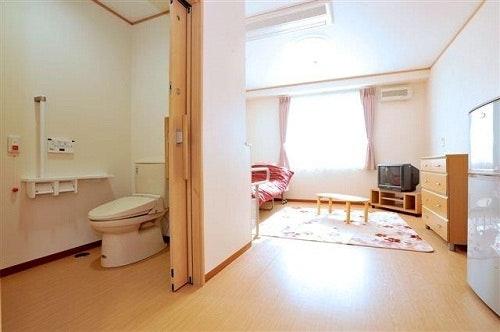 居室2 ウェルライフヴィラ新さっぽろ(サービス付き高齢者向け住宅(サ高住))の画像