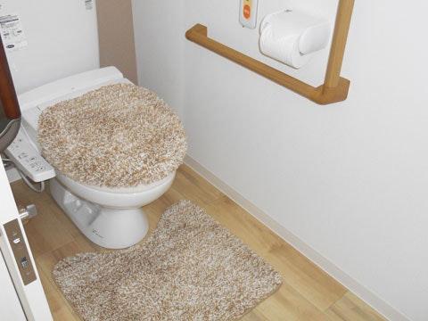 トイレ(居室) 朝日ケアホーム新川(サービス付き高齢者向け住宅(サ高住))の画像