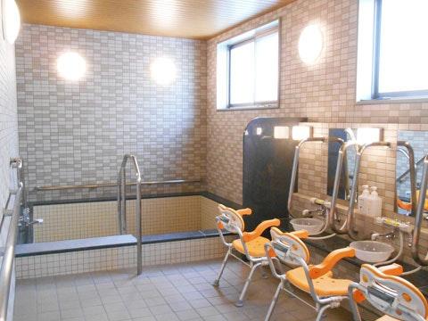 浴室 朝日ケアホーム新川(サービス付き高齢者向け住宅(サ高住))の画像