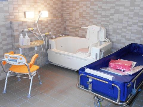 機械浴室 朝日ケアホーム新川(サービス付き高齢者向け住宅(サ高住))の画像