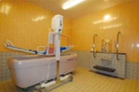 浴室 サービス付高齢者向け住宅 ルルドの泉(サービス付き高齢者向け住宅(サ高住))の画像