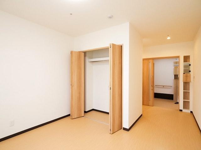 Aタイプ個室 かえで(サービス付き高齢者向け住宅(サ高住))の画像