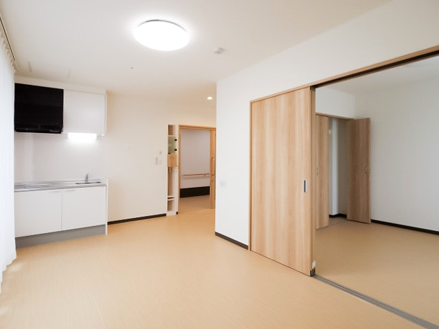 Cタイプ個室 かえで(サービス付き高齢者向け住宅(サ高住))の画像