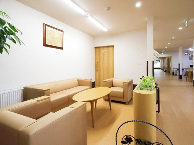 1階談話スペース かえで(サービス付き高齢者向け住宅(サ高住))の画像