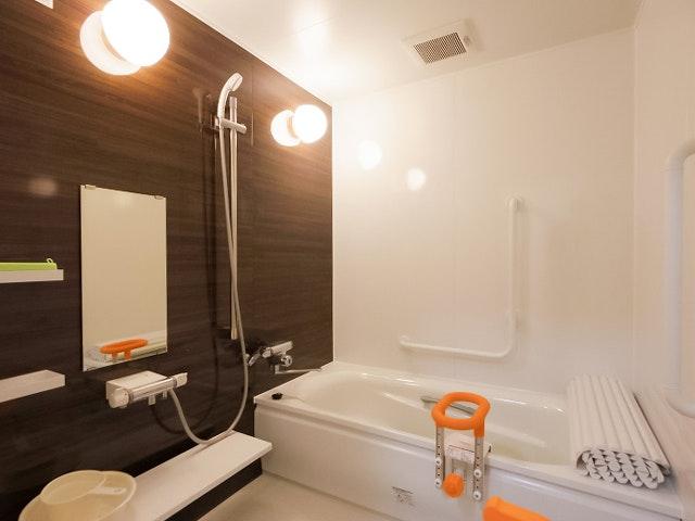 浴室 かえで(サービス付き高齢者向け住宅(サ高住))の画像