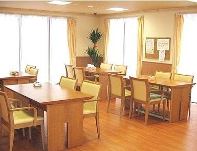 食堂 グリーンライフ伏見(有料老人ホーム[特定施設])の画像