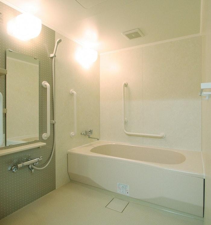 浴室 グリーンライフ伏見(有料老人ホーム[特定施設])の画像