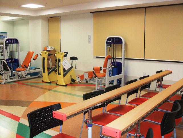 トレーニングルーム ラ・ナシカていね(有料老人ホーム[特定施設])の画像
