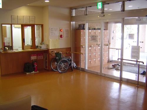 玄関 ニチイケアセンター手稲(有料老人ホーム[特定施設])の画像