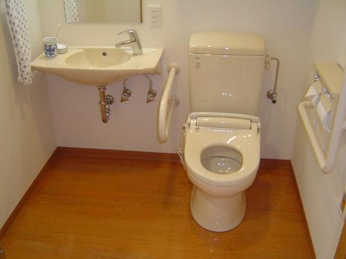 居室内トイレ・洗面 ニチイケアセンター手稲(有料老人ホーム[特定施設])の画像