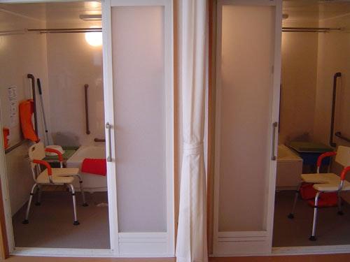 個浴室 ニチイケアセンター手稲(有料老人ホーム[特定施設])の画像