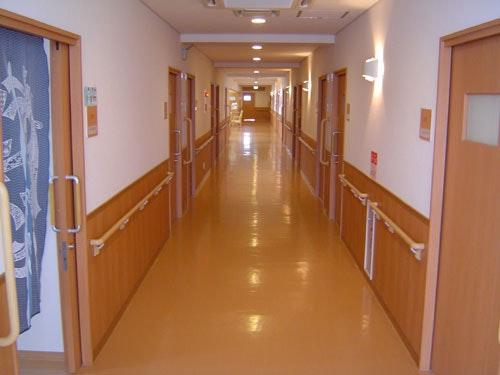 廊下 ニチイケアセンター手稲(有料老人ホーム[特定施設])の画像