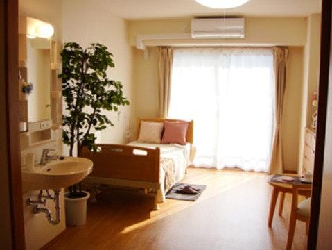 居室イメージ(モデルルーム) ベストライフ白石(有料老人ホーム[特定施設])の画像