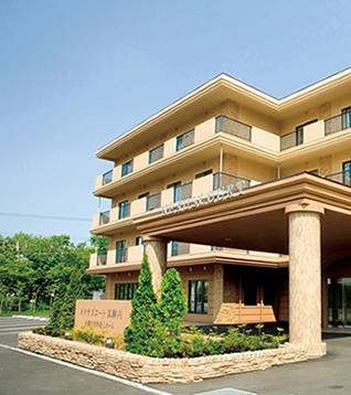 外観 ネクサスコート真駒内(有料老人ホーム[特定施設])の画像