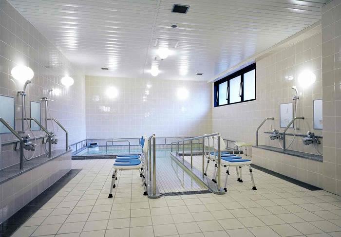 大浴室 ネクサスコート真駒内(有料老人ホーム[特定施設])の画像