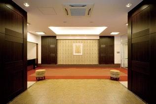 エントランスホール ネクサスコート白石南郷(有料老人ホーム[特定施設])の画像