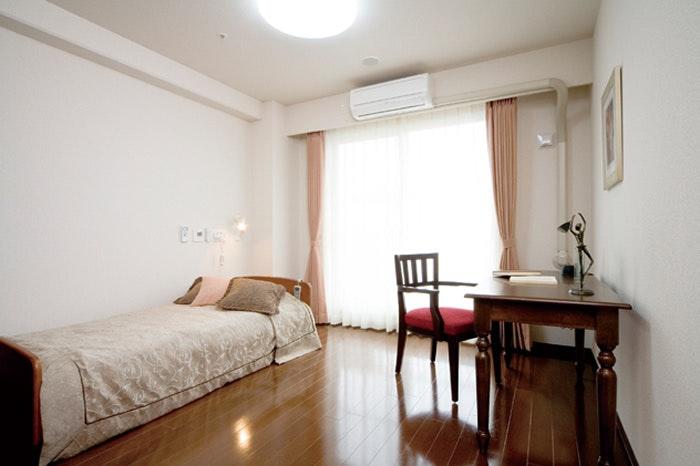 一人部屋Aタイプ ネクサスコート白石南郷(有料老人ホーム[特定施設])の画像