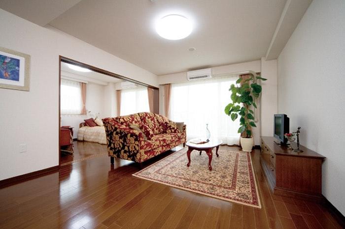二人部屋 ネクサスコート白石南郷(有料老人ホーム[特定施設])の画像