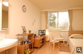 居室 「遊楽館」青葉(有料老人ホーム[特定施設])の画像