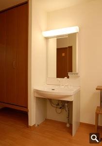 洗面台 「遊楽館」青葉(有料老人ホーム[特定施設])の画像