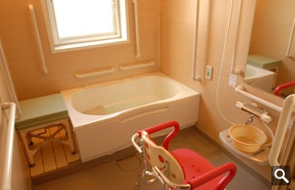 個人浴場 「遊楽館」青葉(有料老人ホーム[特定施設])の画像