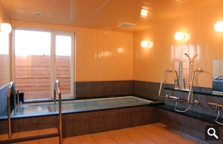 大浴場 「遊楽館」青葉(有料老人ホーム[特定施設])の画像