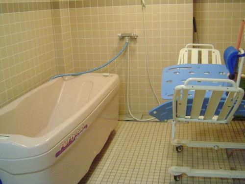 機械浴室 ニチイケアセンター豊平(有料老人ホーム[特定施設])の画像