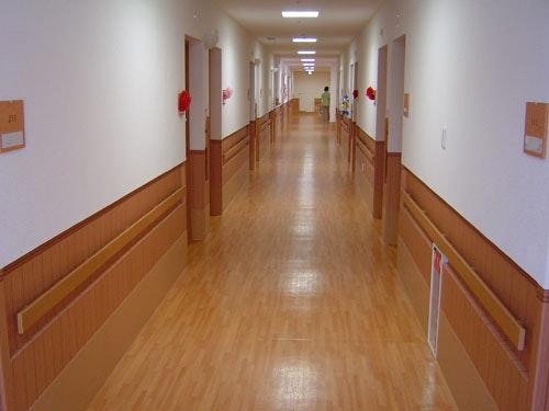廊下 ニチイケアセンター豊平(有料老人ホーム[特定施設])の画像