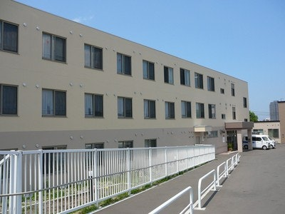 外観 ニチイケアセンター厚別(有料老人ホーム[特定施設])の画像