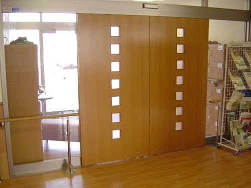 玄関 ニチイケアセンター厚別(有料老人ホーム[特定施設])の画像