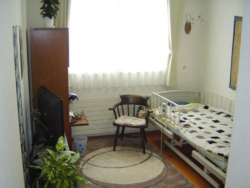 居室(モデルルーム) ニチイケアセンター厚別(有料老人ホーム[特定施設])の画像