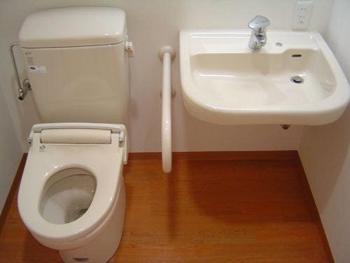 トイレ・洗面(居室内) ニチイケアセンター厚別(有料老人ホーム[特定施設])の画像