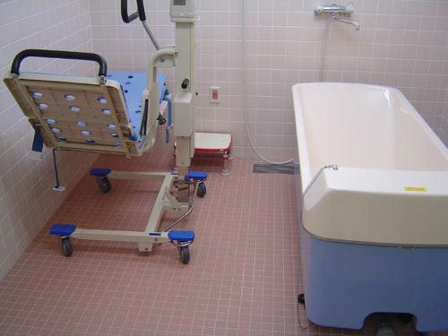機械浴室 ニチイケアセンター厚別(有料老人ホーム[特定施設])の画像