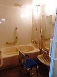 浴室 ハッピーI(有料老人ホーム[特定施設])の画像
