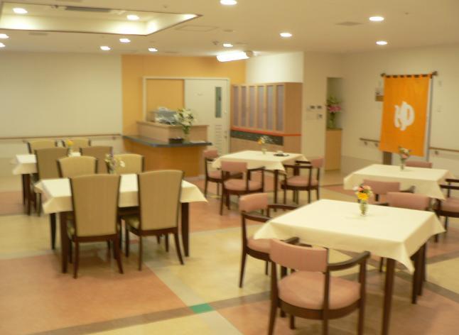 食堂 ラ・ナシカあさひかわ(有料老人ホーム[特定施設])の画像