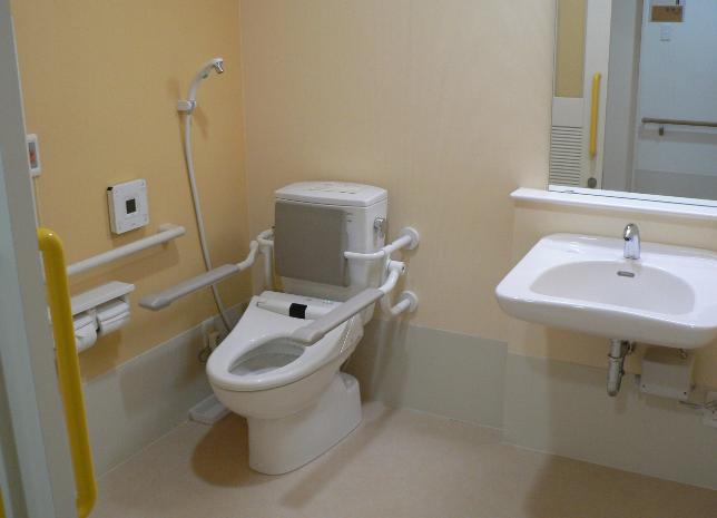 トイレ ラ・ナシカあさひかわ(有料老人ホーム[特定施設])の画像