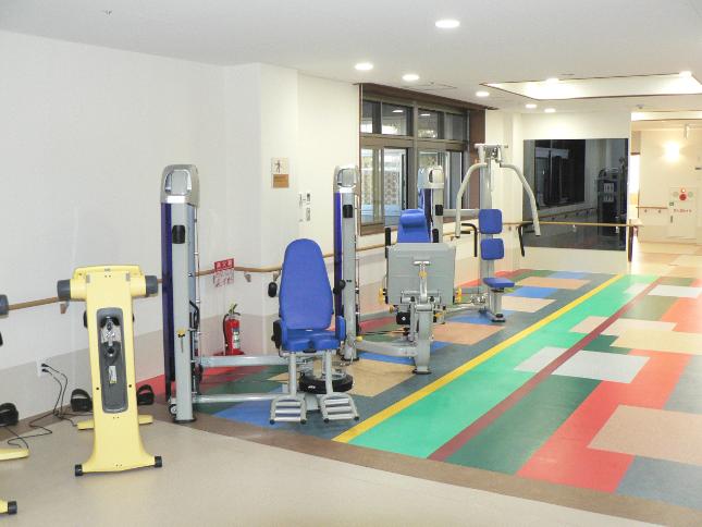 トレーニングルーム ラ・ナシカあさひかわ(有料老人ホーム[特定施設])の画像