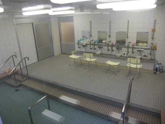 大浴場 オアシス1番館(有料老人ホーム[特定施設])の画像