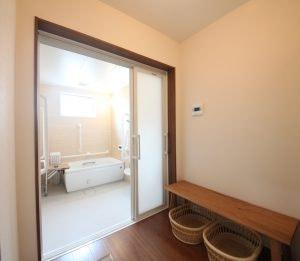 浴室 まごころの家(住宅型有料老人ホーム)の画像