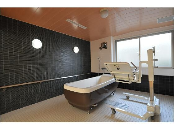 機械浴 アースサポートクオリア仙台大和町(有料老人ホーム[特定施設])の画像