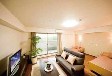 Aタイプ(二人部屋) ネクサスコート泉中央(住宅型有料老人ホーム)の画像