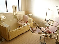 特殊機械浴室 はなことば石巻(サービス付き高齢者向け住宅(サ高住))の画像