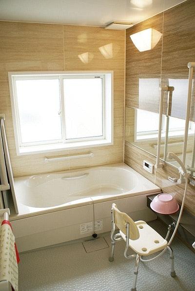 浴室 ウェルライフヴィラ岩切(サービス付き高齢者向け住宅(サ高住))の画像