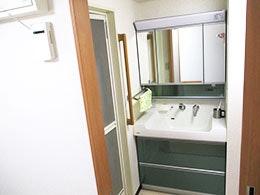 洗面所 カーサコンテンチ(サービス付き高齢者向け住宅(サ高住))の画像