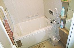 浴室 カーサコンテンチ(サービス付き高齢者向け住宅(サ高住))の画像